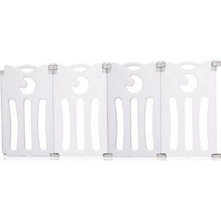 Baby Vivo Zusatzpaket für Laufgitter aus Kunststoff 4 Elemente - Athena - Bild 1