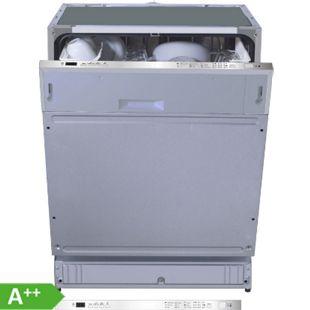 PKM DW12-7FI A++ Geschirrspüler 60cm vollintegriert mit Aquastop - Bild 1