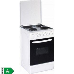 PKM EH4-50GA Standherd freistehend elektrischer Ofen Kochfeld autark - Bild 1