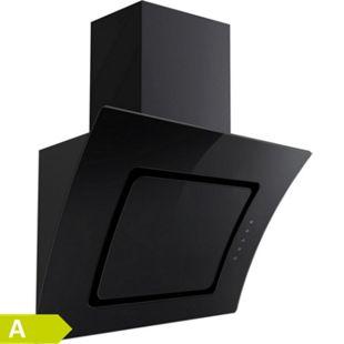 Umluftset Dunstabzugshaube PKM S2-60ABTZ schwarz Glas Kopffreihaube - Bild 1