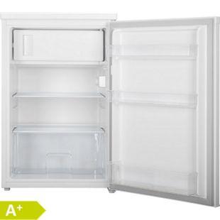 PKM KS 115.4A++ T3 Kühlschrank mit Gefrierfach weiß Höhe 85 Breite 56 - Bild 1
