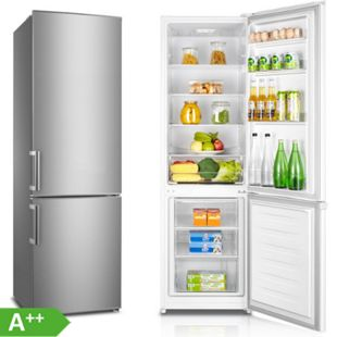 PKM KG 249.4 A++IX Inox Design Kühlgefrierkombination Kühlschrank groß - Bild 1