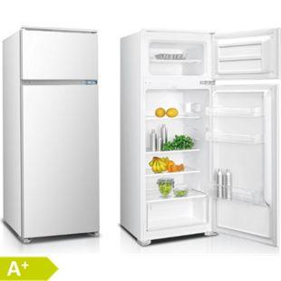 PKM GK225.4A+EBN Einbaukühlschrank Einbau-Kühlgefrierkombination 54cm - Bild 1