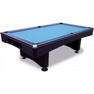 Winsport Billardtisch Black Pool 6 ft mit Schieferplatte Pool Billard Tisch - Bild 1