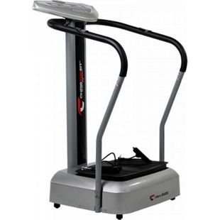 Christopeit Vibro 5000 Vibrationstrainer Vibrations Fitnessgerät Vibrationsplatte - Bild 1