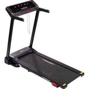Laufen Elektrisches Laufband TM 650 S schwarz Fitness von Christopeit Sport - Bild 1
