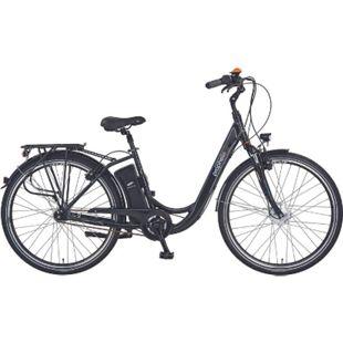 Prophete E-Bike City Geniesser Pro Alu Damen Vorderradmotor Rücktritt  28 Zoll B Ware - Bild 1