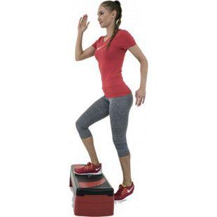 Christopeit Aerobic Fitness Step Steppbrett höhenverstellbar - Bild 1