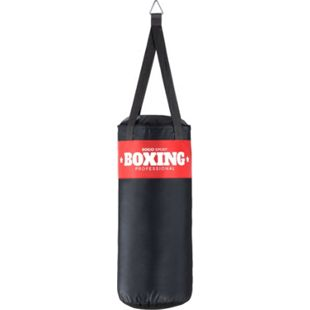 SOGO Sport Boxsack gefüllt, Sandsack, Punching Bag, Boxen MMA Kickboxen Karate... L (70x30cm/13kg) - Bild 1