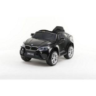 Elektroauto BMW X6 SUV Kinderauto Elektrofahrzeug Kinder Elektro Auto Spielzeug... Schwarz - Bild 1