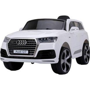 Audi Q7 quattro Kinderauto Kinderfahrzeug Kinder Elektroauto 2x Motoren 12V - Bild 1