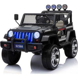 Jeep 4x4 Off Road, 4 Motoren Kinderauto Kinderfahrzeug Kinder Elektroauto - Bild 1