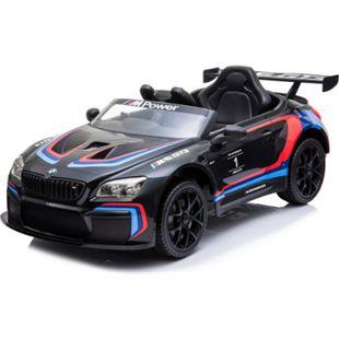 Kinder Elektroauto Bmw M6 Sport Gt3 Auto Mp3 Usb RC Bluetooth Eva Leder Sitz - Bild 1