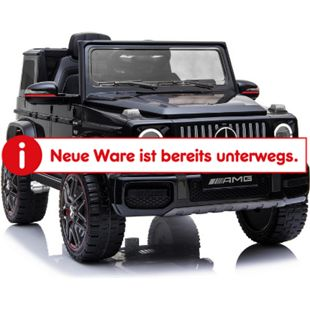 MERCEDES BENZ G63 AMG JEEP SUV KINDER ELEKTRO AUTO KINDERFAHRZEUG - Bild 1