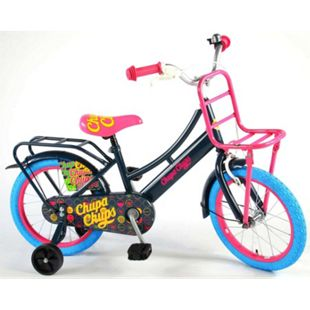 16 Zoll 16´´ Kinderfahrrad Chupa Chups Mädchenrad Rad Hollandrad - Bild 1