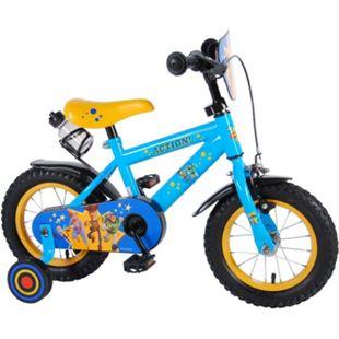 Disney Toy Story 4 Kinderfahrrad 12 Zoll Alu Fahrrad Stützräder Jungen Rad - Bild 1