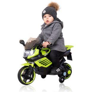 Kindermotorrad Polizeimotorrad Elektro Motorrad 6V / 4,5 Ah Soundeffekte - Bild 1