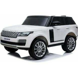Kinder Elektro Auto Range Rover Land Rover 2x45W 12V 10Ah 2-Sitzer FB XXL - Bild 1