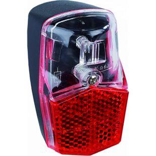 Fahrrad LED Rücklicht für Schutzblech-Montage Standlicht Naben-Dynamo FL12 - Bild 1