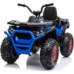 Kinder Elektroquad MP3 Offroad ATV Quad Geländewagen 2x45W 12V +FB - Bild 1