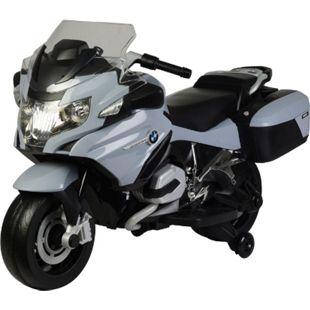 Kindermotorrad BMW R 1200RT Lizenz Kinderelektro Motorrad Kinderfahrzeug Dreirad... Grau - Bild 1