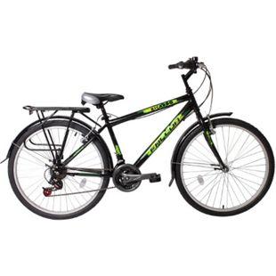 "26"" Fahrrad Bike Rad 26 Zoll City Fahrrad Herren Kinderfahrrad Citybike 21 Gang - Bild 1"