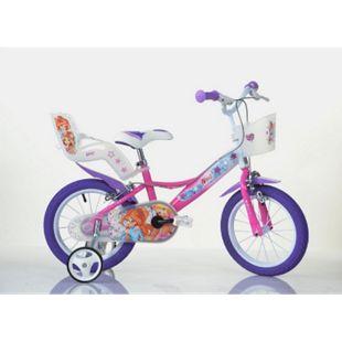 "16 Zoll Winx Club Kinderfahrrad Kinderrad Fahrrad Spielrad Kinder 16"" Fahrrad - Bild 1"
