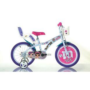 """16 Zoll LOL Surprise  Kinderfahrrad Kinderrad Fahrrad Spielrad Kinder 16"""" Fahrrad - Bild 1"""