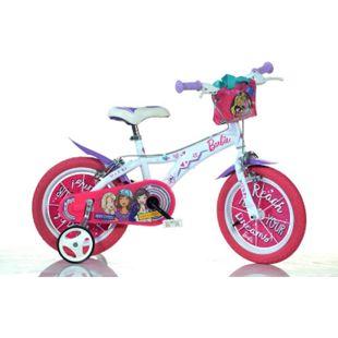 "16 Zoll Barbie Kinderfahrrad Kinderrad Fahrrad Spielrad Kinder 16"" Fahrrad - Bild 1"