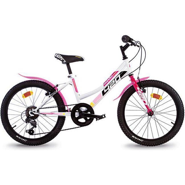 """20""""Kinderfahrrad Mädchenrad 20 Zoll Shimano 6 Gang Mädchen Fahrrad MTB - Bild 1"""