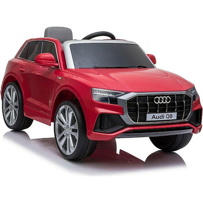 Kinder Elektroauto Audi Q8 Kinderauto Kinderfahrzeug Elektroauto 2x35w Usb MP3 - Bild 1