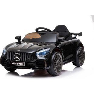 Mercedes Gtr Amg Kinder Elektro Auto Kinderfahrzeug Sportwagen Rc Usb Mp3 - Bild 1