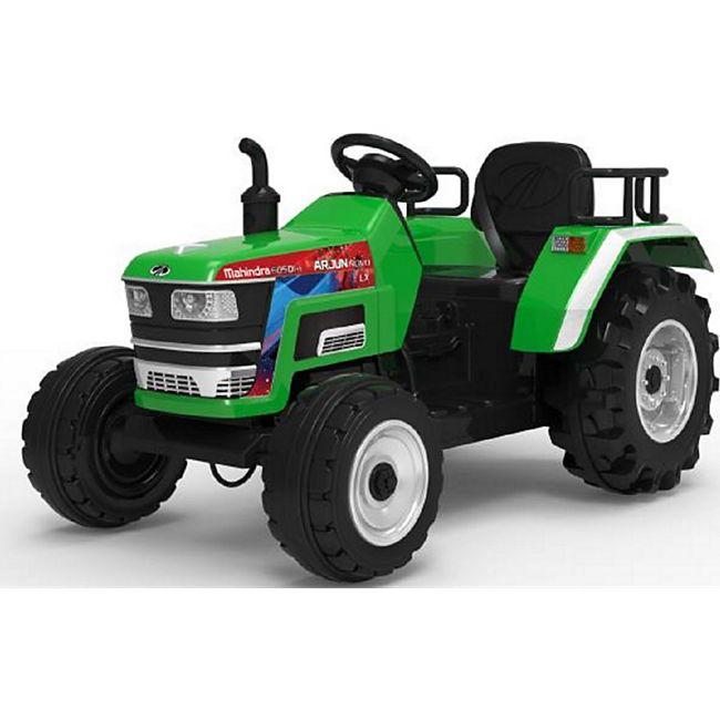 Kinder Elektroauto  XXL Traktor Kinderauto Kinderfahrzeug Elektro 12V 2x35W USB - Bild 1