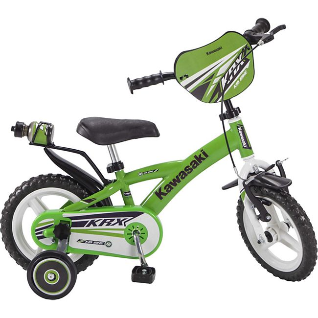 12 Zoll Kinder Rad Kinderfahrrad Fahrrad Rad Kawasaki Kinder Fahrrad - Bild 1
