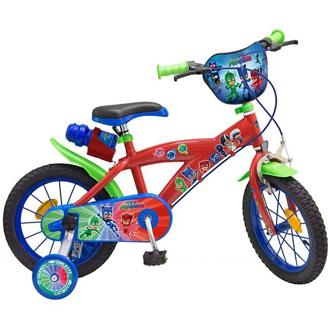 16 Zoll Kinder Rad Kinderfahrrad Fahrrad Rad Pj Masks Pyjama Kinder Fahrrad - Bild 1