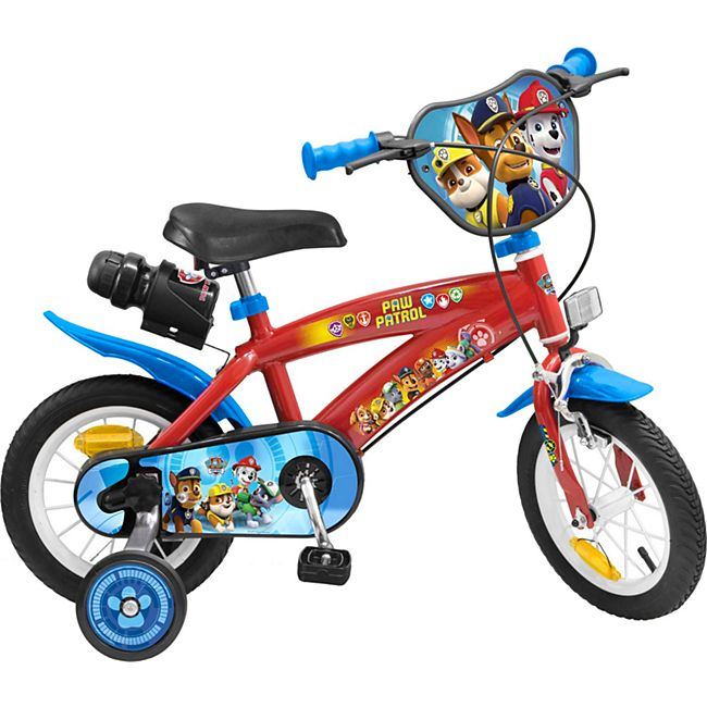 12 Zoll Kinder Rad Kinderfahrrad Fahrrad Rad Paw Patrol Boy Kinder Fahrrad - Bild 1