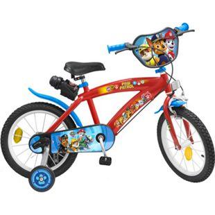 16 Zoll Kinder Rad Kinderfahrrad Fahrrad Rad Paw Patrol Kinder Fahrrad - Bild 1