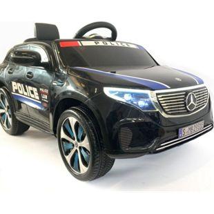 Mercedes-Benz Amg EQC Kinderauto Kinderfahrzeug Kinder Elektroauto 2x45W Schwarz - Bild 1