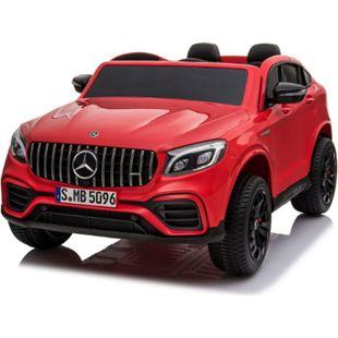 Kinder Elektroauto Mercedes GLC Allrad 4x45W Elektrofahrzeug 2-Sitzer Eva Leder - Bild 1