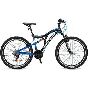 "20 Zoll Fahrrad Fully  21GANG 20"" Kinderfahrrad Mountainbike MTB - Bild 1"