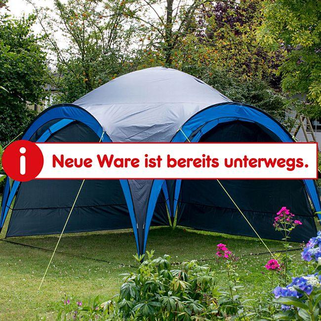 Garten Pavillon Party Zelt Camping Küchen Festzelt - Strand UV Sonnen Schutz 40 - Bild 1