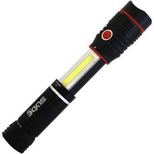 NEBO Slyde LED Stab Leuchte - KFZ Werkstatt Taschen Lampe Arbeitslampe Magnetfuß - Bild 1