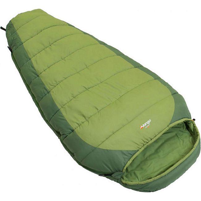 VANGO Cocoon 250 Mumienschlafsack XL - Camping Hütten Schlafsack Breit bis -11°C - Bild 1