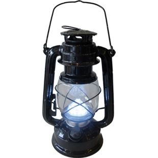 Nostalgie Laterne LED Campinglampe Zeltlampe Gartenleuchte Outdoor Licht dimmbar - Bild 1