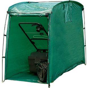 Universal Lagerzelt Rasenmäher Garage Camping Garten Gerät Beistell Zelt Fahrrad - Bild 1