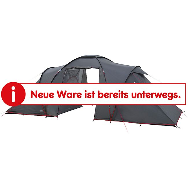 HIGH PEAK Como 4 Personen Zelt Familienzelt Kuppelzelt Festivalzelt Campingzelt - Bild 1