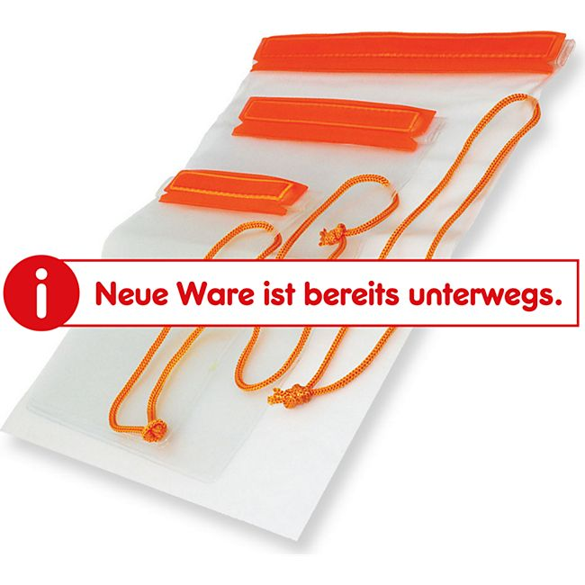 YELLOWSTONE 3er Set Kartentasche Dokumentenhülle Brustbeutel Dry Bag wasserdicht - Bild 1