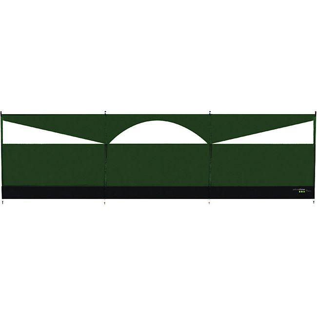 YELLOWSTONE Windschutz XL 500x130 Camping Sicht Schutz Strandmuschel Garten Zaun - Bild 1