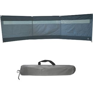 BO-CAMP Windschutz Solid 500x140 Camping Sichtschutz XL Garten Strand lang groß - Bild 1