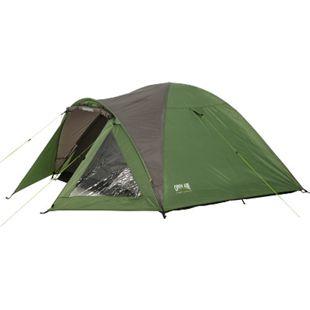 OPEN AIR Alpe d´Huez 3-4 Personen Iglu Trekking Zelt Familien Camping Kuppelzelt - Bild 1